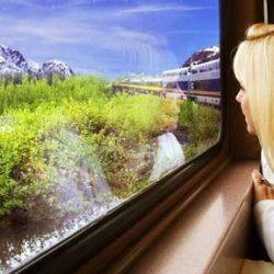 calatorie cu trenul