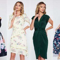 Top 7 rochii dorite de romance