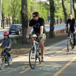 bicicleta in bucuresti
